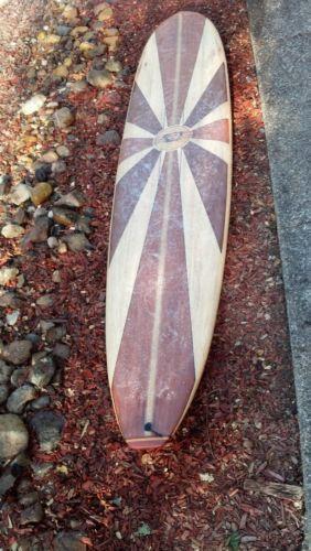 Balsa Surfboard Ebay