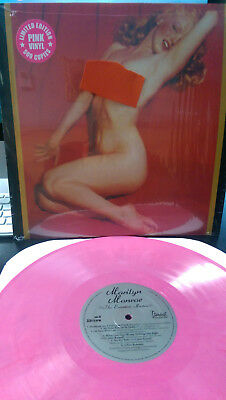 Marilyn Monroe - The Essential Masters Limited Edt. Pink Vinyl ( Jane Russell)