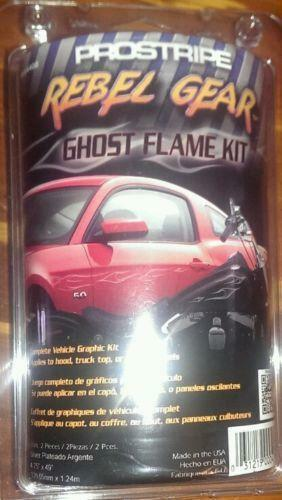 Ghost Flame Decals Ebay
