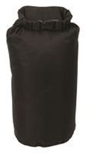 HIGHLANDER DB110 LIGHTWEIGHT WATERPROOF ROLL TOP DRY BAG SACK POUCH BLACK 8L