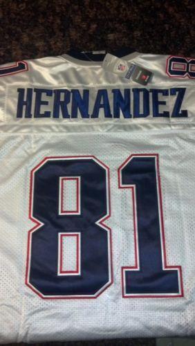 Aaron Hernandez Jersey Ebay