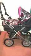 Silver Cross Toy Pram