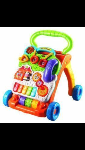 Vtech Sit-to-stand Learning Walker   eBay