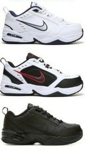 best service be725 0e755 NIKE AIR MONARCH IV 4 MEDIUM OR EXTRA WIDE 4E WALKING SHOES SNEAKERS MENS