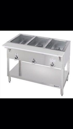 Used Electric Steam Table Ebay