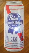 Pabst Metal Sign