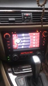 BMW 3 series E90, E91, E92 & E93 Android Headunit