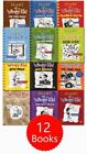 Jeff Kinney Diary of a Wimpy Kid Mixed Lot Fiction Books for Children