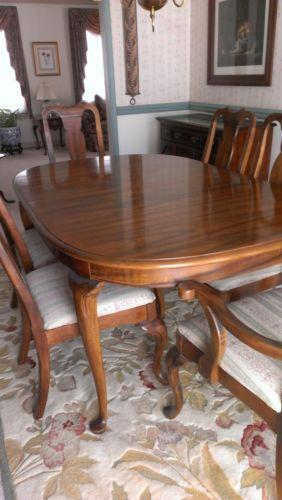 Queen Anne Dining Set Ebay