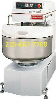 Brand New Thunderbird 135 Qt Quart Spiral Dough Mixer Asp-80