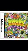 Nintendo DS Games Moshi Monsters