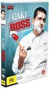 Cake Boss DVD
