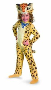 Gia The Leopard Costume from Madagascar 3