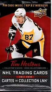 Looking for tim hortons hockey cards