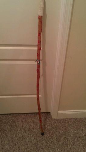 Wood Walking Stick Ebay