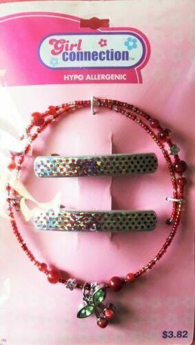 30 New Sealed Women Kids Girls Necklace Barrett Set Wholesale Jewelry Lot Resale