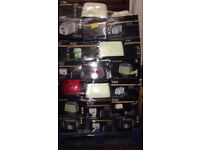 Wholesale Job Lot Pallet 100 Peices Russel Hobbs Toasters 4-2 Slice Raw Customer Returns