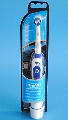 Oral-b Advance Power 400 DB4010 Pilas Cepillo Dientes Eléctrico, Blanco