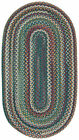 Braided Oval Area Rugs