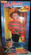 Freddy Krueger Talking Doll