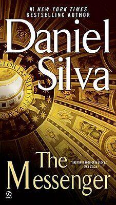 The Messenger  Gabriel Allon  By Daniel Silva