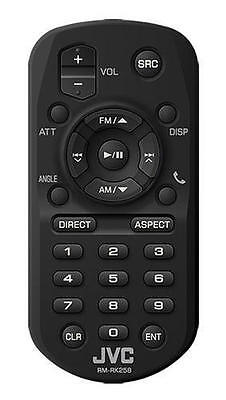 JVC RM-RK258 Car Stereo Replacement Remote for KW-V11/12