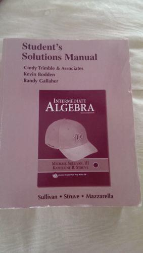 Solution manual books ebay fandeluxe Choice Image