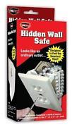 Hidden Wall Outlet Safe