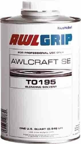 Awlgrip Awcraft Se Blending Solution Ot0195/1qtus