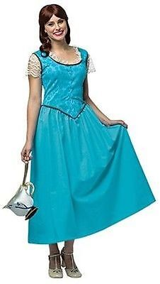 Rasta Imposta Once Upon A Time Belle Cosplay Adult Womens Halloween Costume 3850 - Belle Once Upon A Time Halloween Costumes