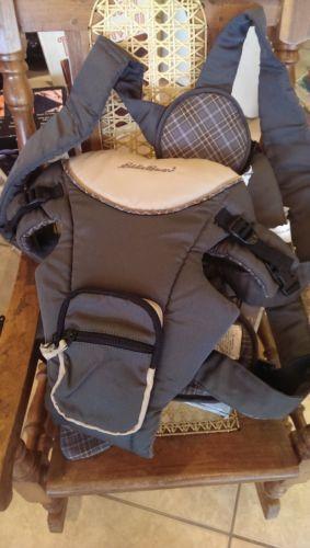 eddie bauer baby carrier ebay. Black Bedroom Furniture Sets. Home Design Ideas