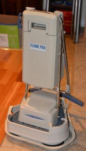 Electrolux floor shampooer