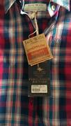 Ladies Checked Shirt Size 8