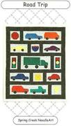 Car Quilt Pattern