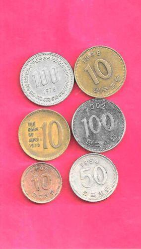 South Korean Coins Ebay