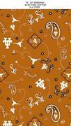 University of Texas Fabric