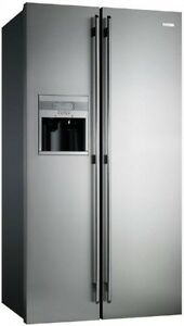 Electrolux 600L Fridge Freezer side by side Bicton Melville Area Preview