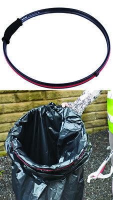 Handihoop - Easy Loading Waste Sack - Quality Bin Bag Holder Handy-Hoop BARGAIN!