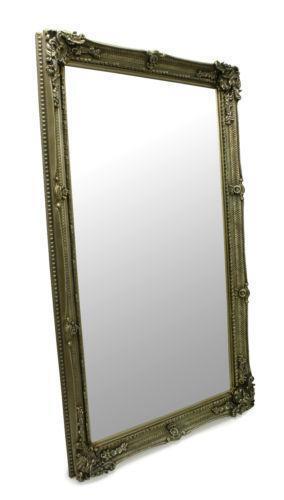 Ornate Full Length Mirror Ebay
