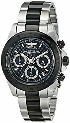 Invicta Men's Speedway Chronograph 200m Two Toned Stainless Steel Watch 6934