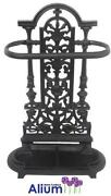 Black Umbrella Stand