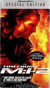 Mission Impossible VHS