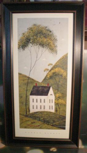 Country Folk Art Prints Ebay