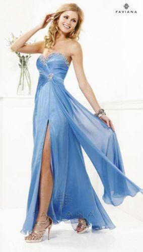 Beaded Formal Evening Gowns Ebay