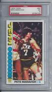 1976 Topps Basketball
