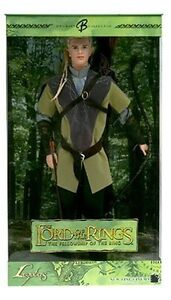 *NEW* Ken as Legolas in Lord of the Rings, by Mattel 2004