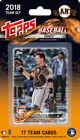 San Francisco Giants Baseball Cards