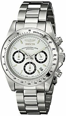 Invicta Men's 9211 Speedway Collection Stainless Steel Chron