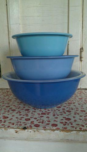 Blue Pyrex Bowl Ebay