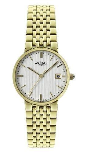 Mens Rotary Gold Watch Ebay